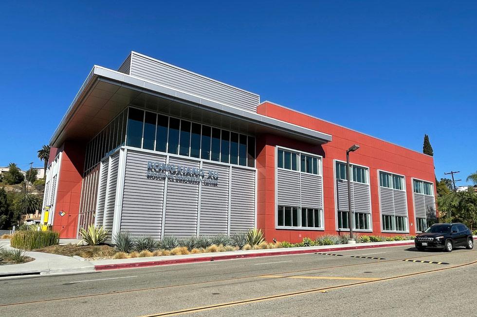 Rongxiang Xu Bioscience Innovation Center at Cal State LA.